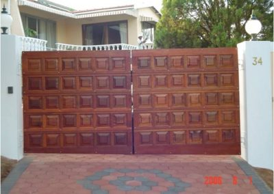 Driveway gates and Automation 12