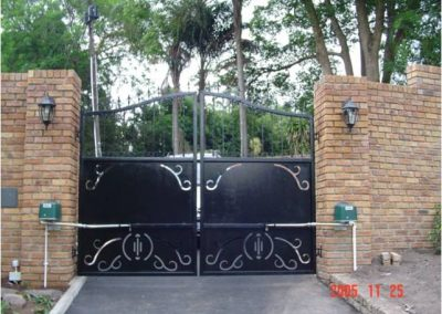 Driveway gates and Automation 15