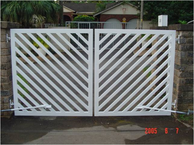 Driveway Gates and Automation | REMEZ Security Durban